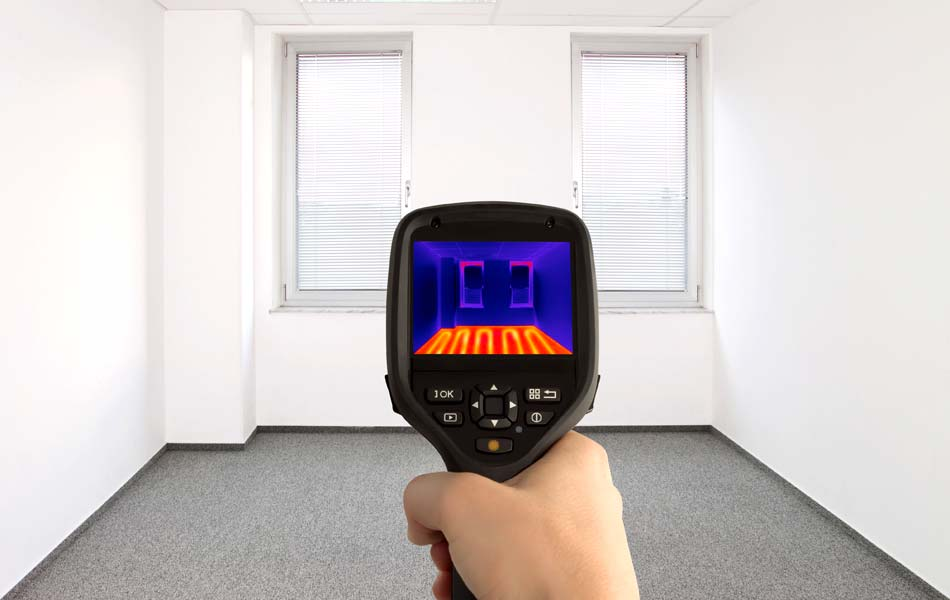 Thermal Imaging Inspection Report