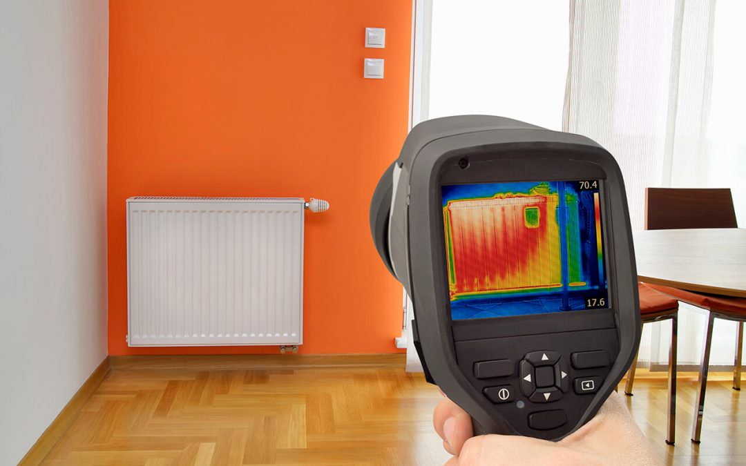 How Thermal Imaging Works in Home Inspections