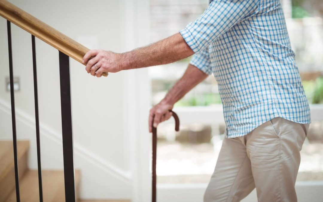 Reduce Fall Risks to Make a Safe Home for Seniors